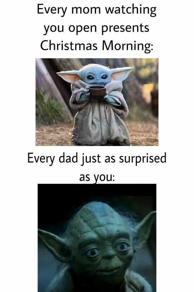 10 Baby Yoda Memes For Christmas Yoda Funny Yoda Meme Dark Memes
