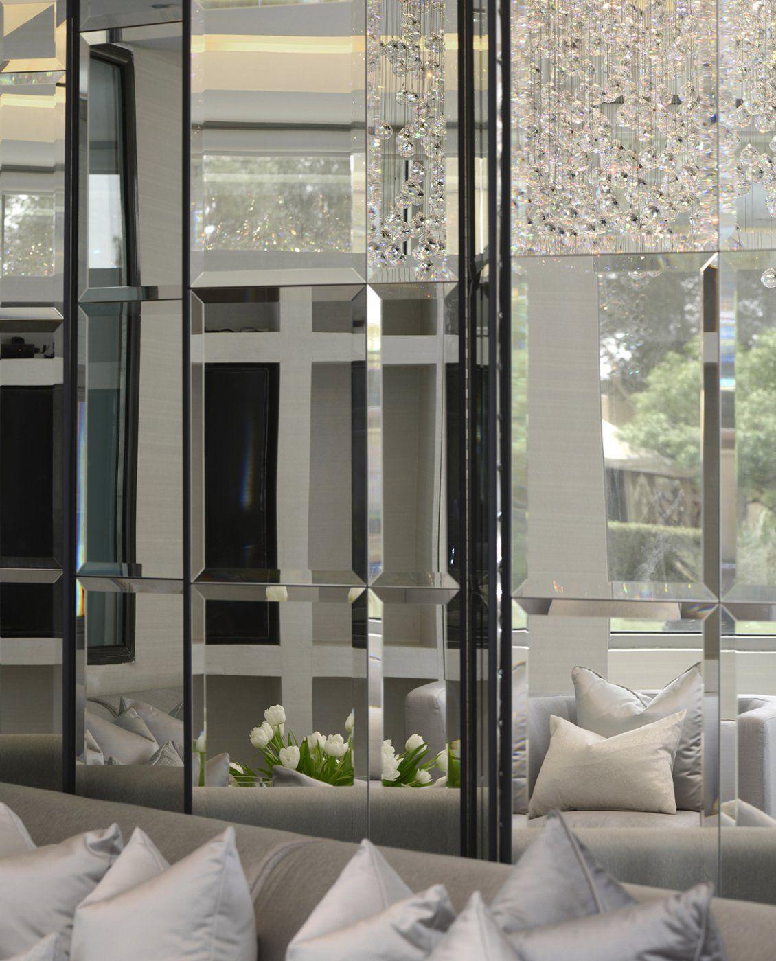 Kuwait villa interior design