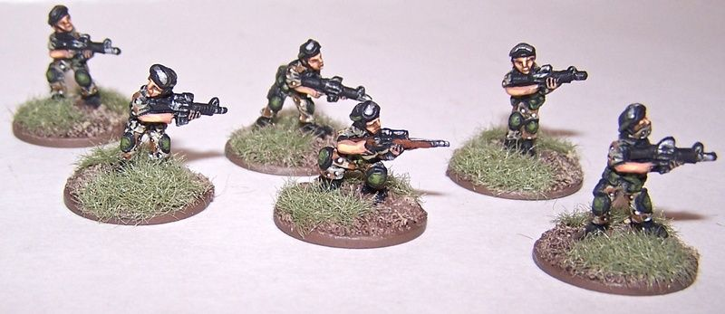 US Delta Force Teams - Flashpoint-Miniatures - War Games & Miniatures Manufacturer