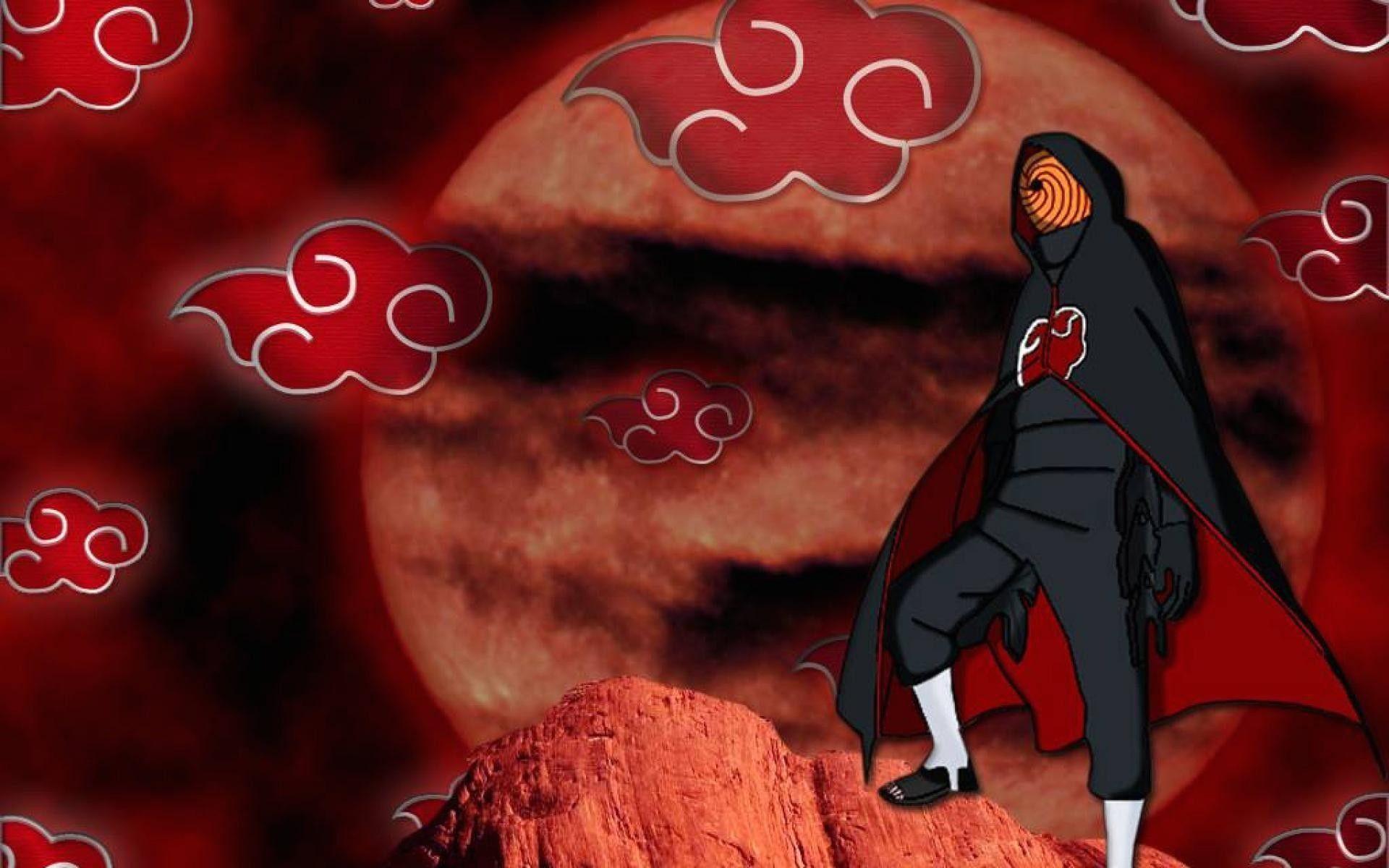 Akatsuki Wallpaper Inspirational Naruto Tobi Wallpaper 58 Images