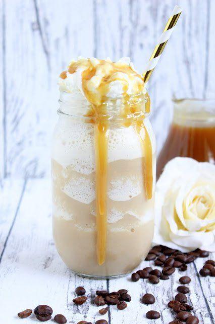 Ihr mögt den Caramel Frappuccino von Starbucks auch so gerne wie wir ? Perfekt ! Dann könnt Ihr ihn ab sofort zu Hause genießen :) Der Frappuccino schmeckt so lecker und ist durch das Eis und die E… #starbucksfrappuccino