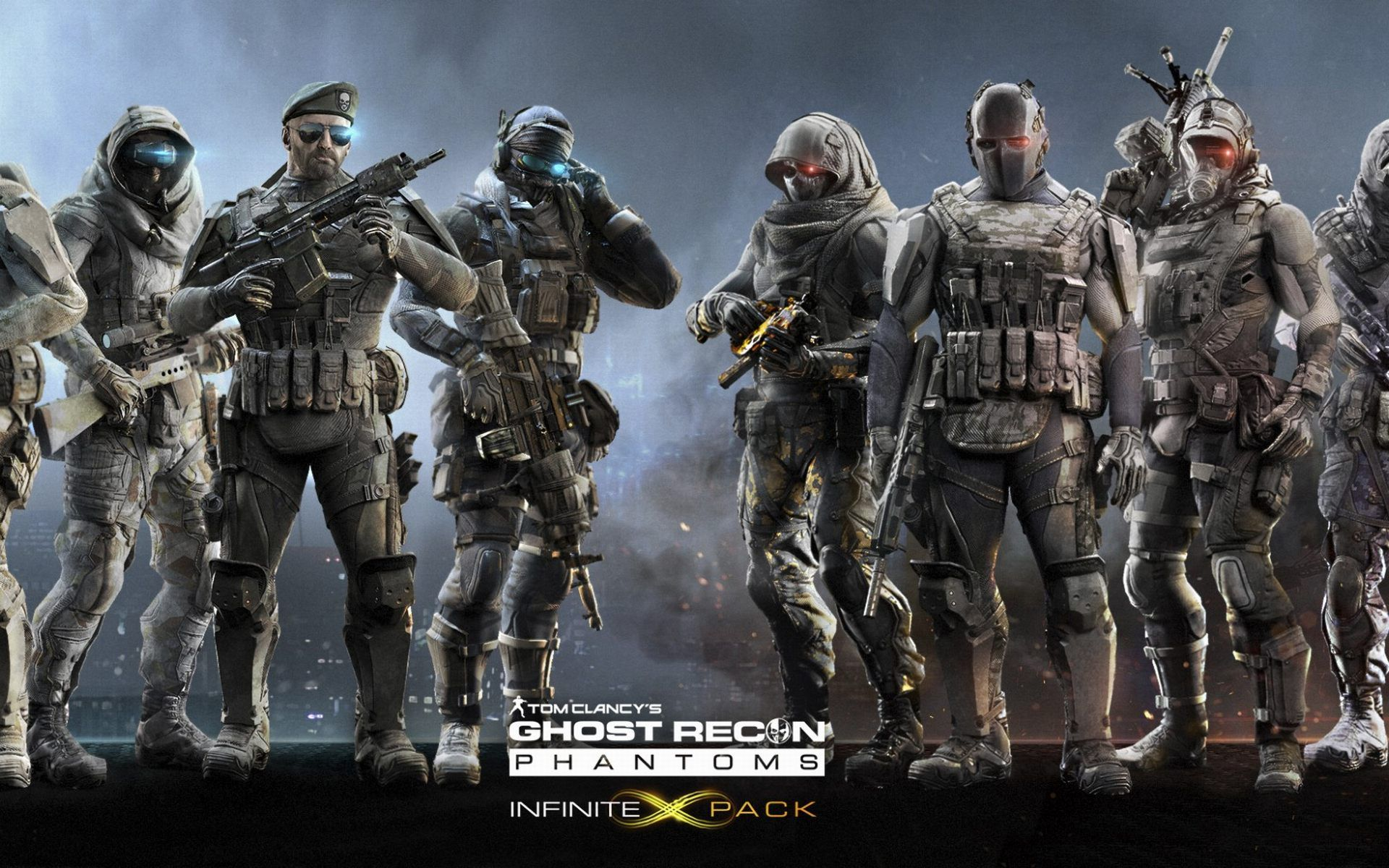 Ghost Recon Phantoms Wallpaper