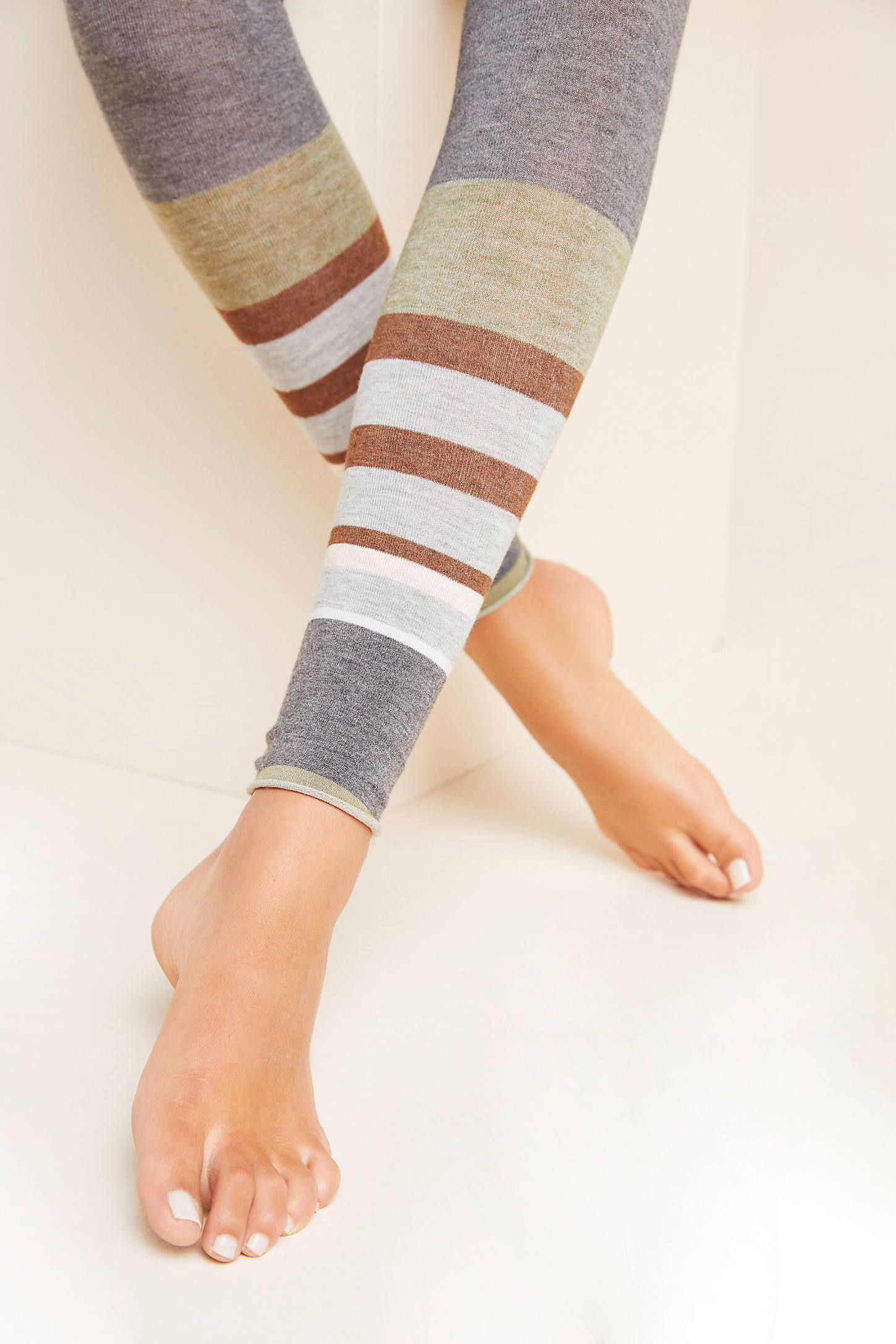 Pippa Striped Leggings #stripedleggings
