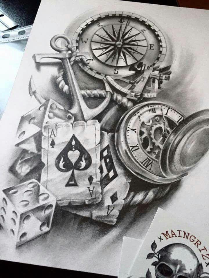 Long Wall Clocks Rhythm Clocks Clock Tattoo Clock Tattoo Design Tattoo Designs
