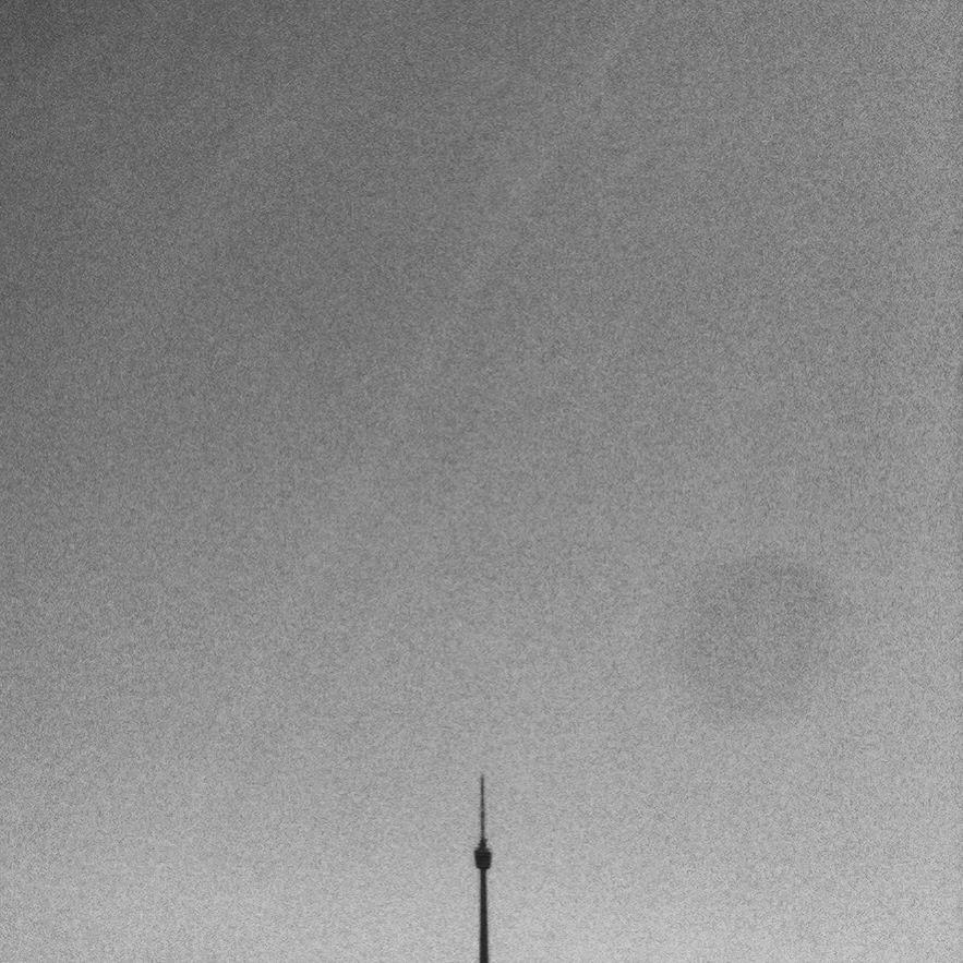 Unser geliebter Fernsehturm. Mehr nicht.