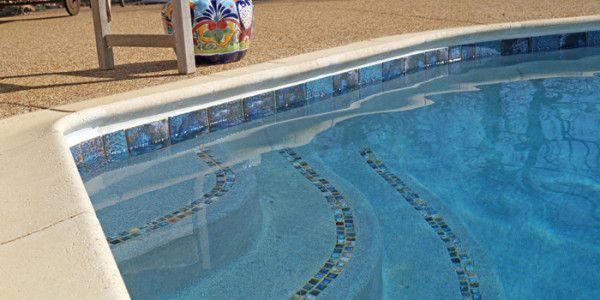 Coral Sea Noble Tile Supply In 2019 Pool Remodel Pool