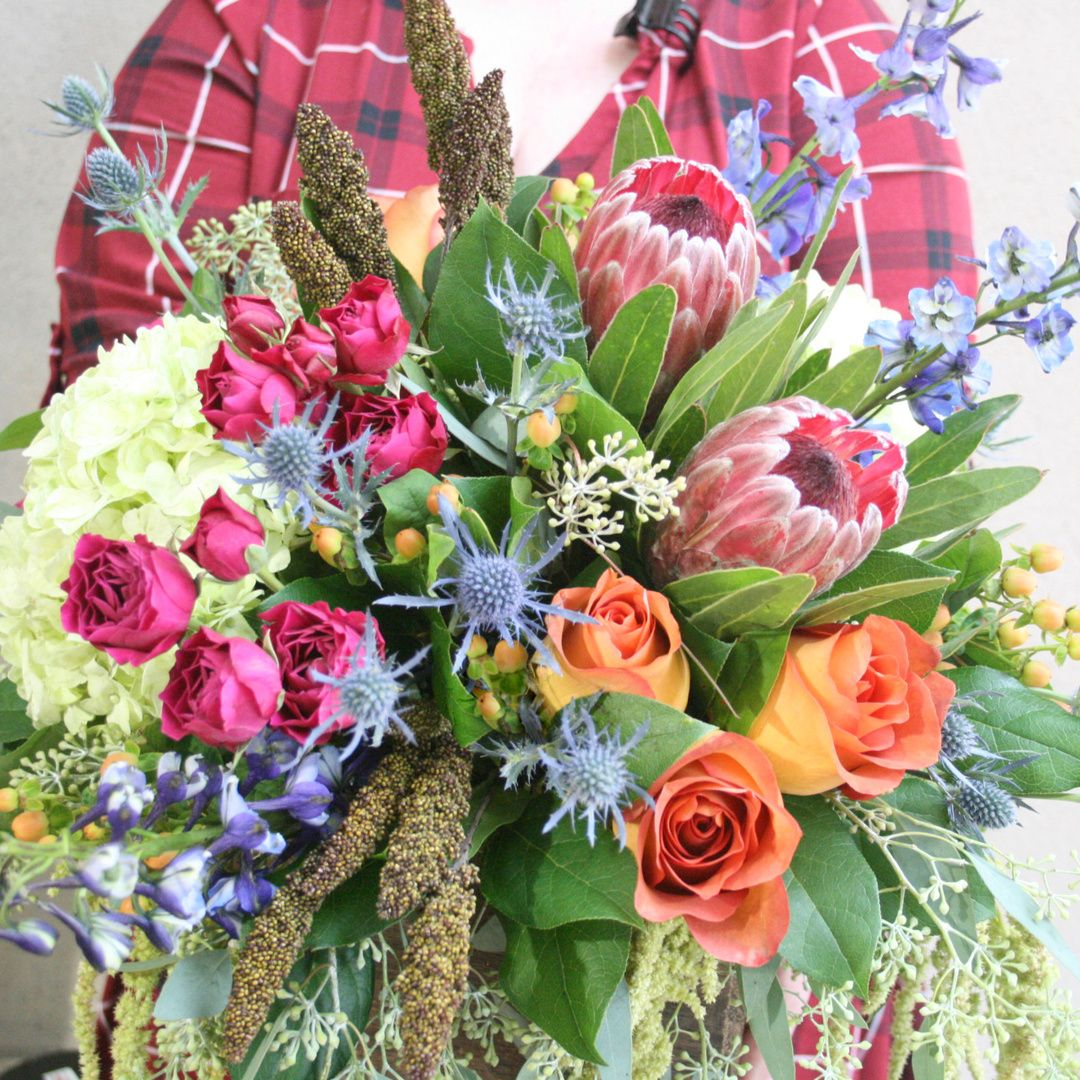Fall Flowers Freytag's Florist Flower delivery, Austin