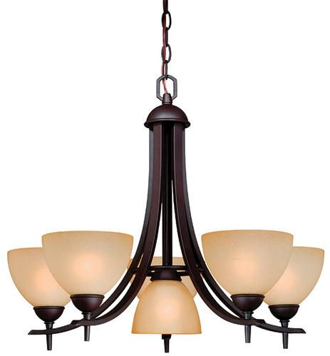 Somerville 6light 255 Oil Rubbed Bronze Chandelier at Menards – Chandeliers Bronze