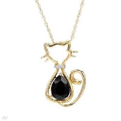 $167.00 Diamond Gold Necklace