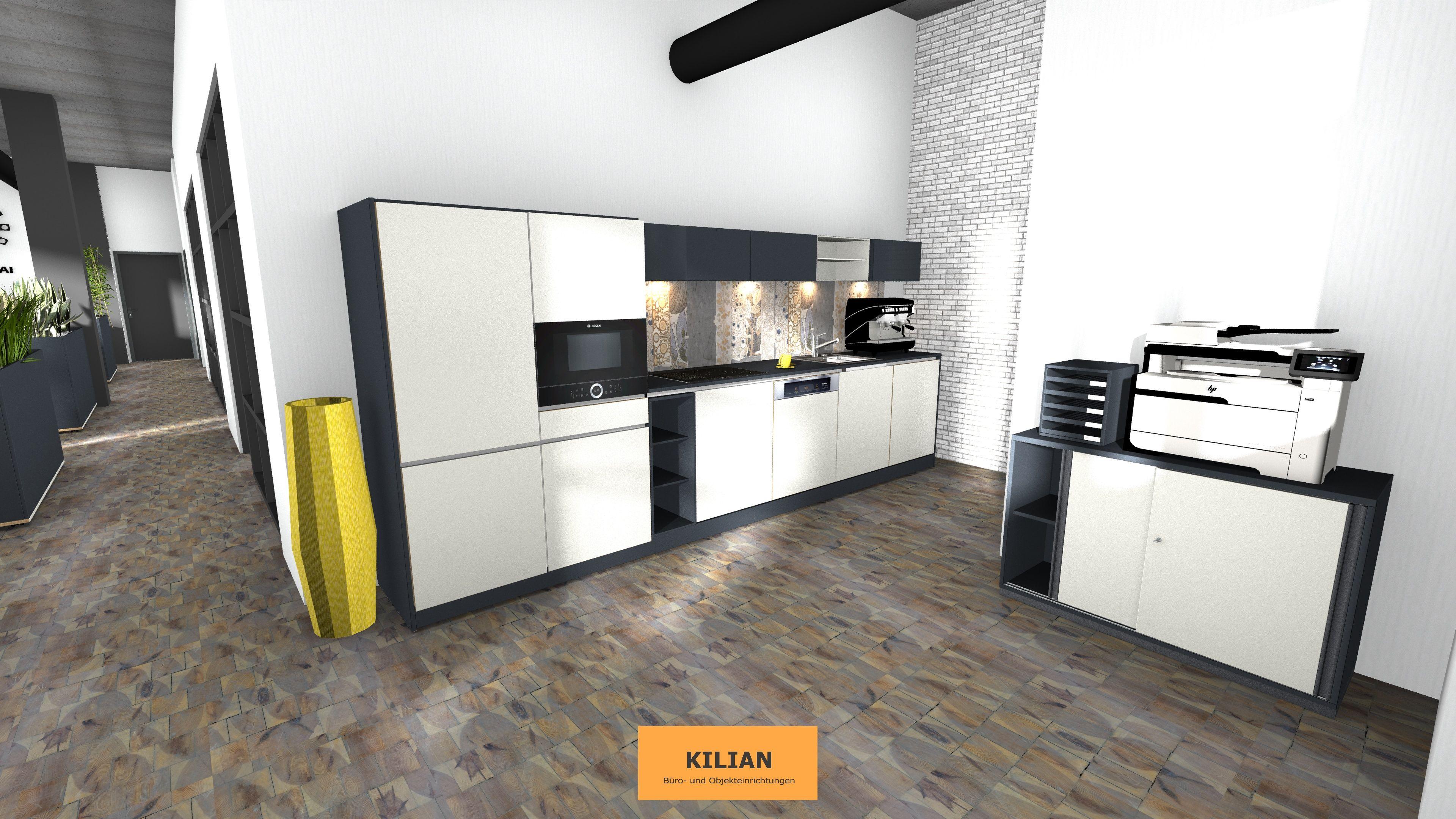 Büroküchen   Gastronomie möbel, Büroküche, Küche