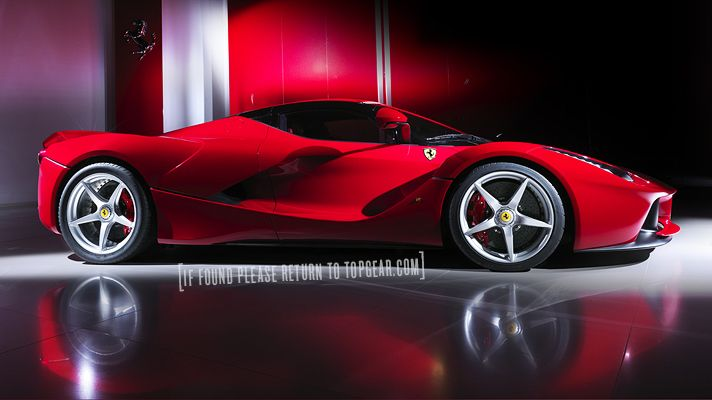 Gallery: the new Ferrari 'LaFerrari' #newferrari