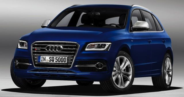 Super SUV Audi Exclusive Hires Blog Pinterest - Audi uk