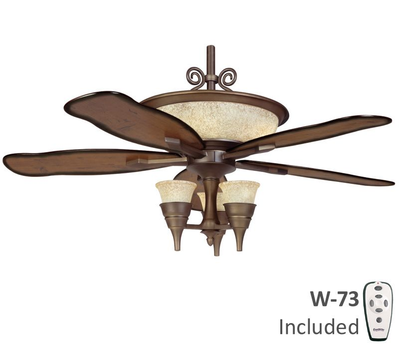 Casablanca P5g73m Siena Oil Rubbed Bronze Uplight 54 Ceiling Fan With Light Remote Control Ceiling Fan Bronze Ceiling Fan Ceiling Fan With Remote
