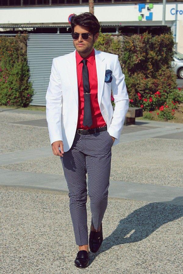 High Water Dress Pants : water, dress, pants, Men's, Fashion, Style