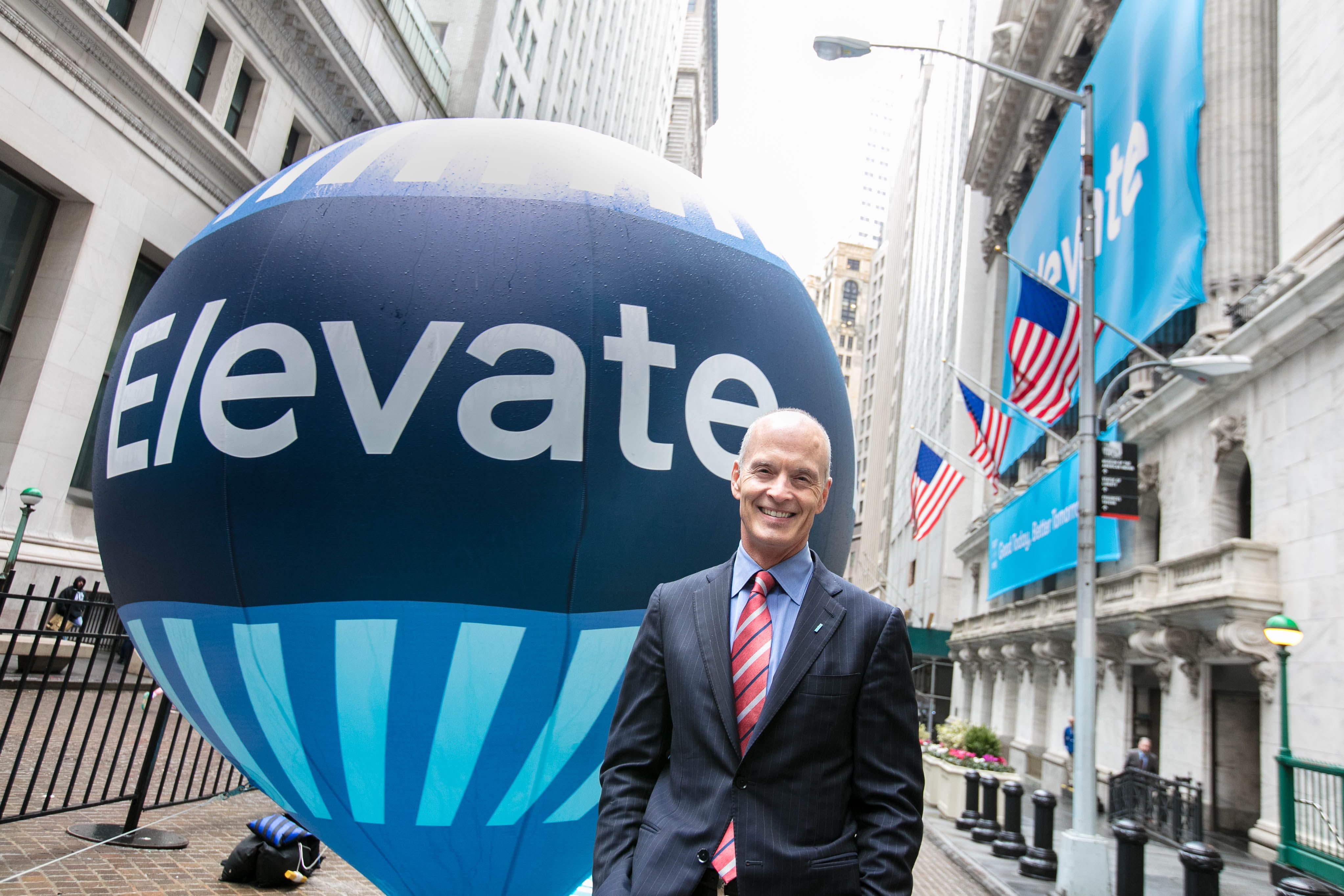 Elevate IPO Good company, Elevation, Banner