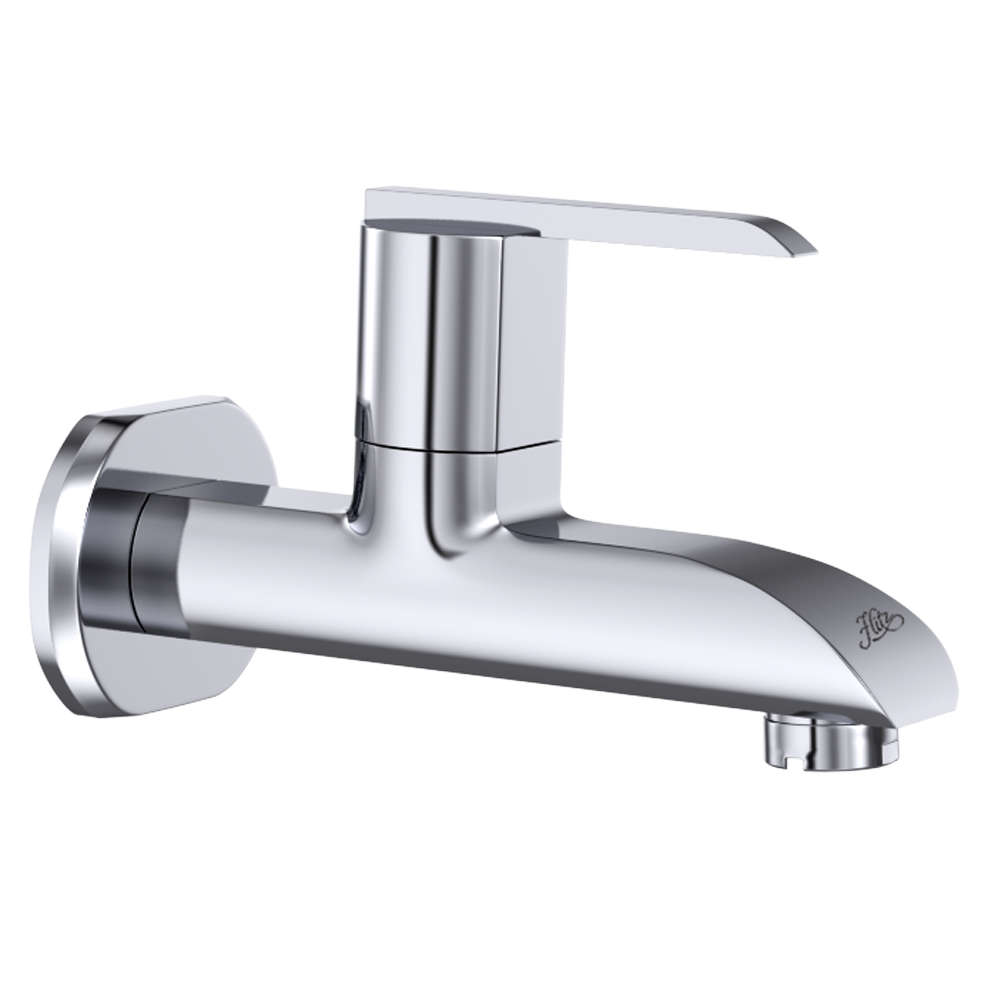 Bathroom fitting manufacturers - Product Delma 1002 Long Body Bib Cock Flitz Designer Bath Fittings Are