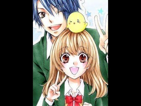 الانمي الرومانسي Hiyokoi Anime Me Me Me Anime Manga