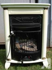 decorative ventless natural gas heater by charmglow 150 hickory rh pinterest com  charmglow vent free natural gas fireplace