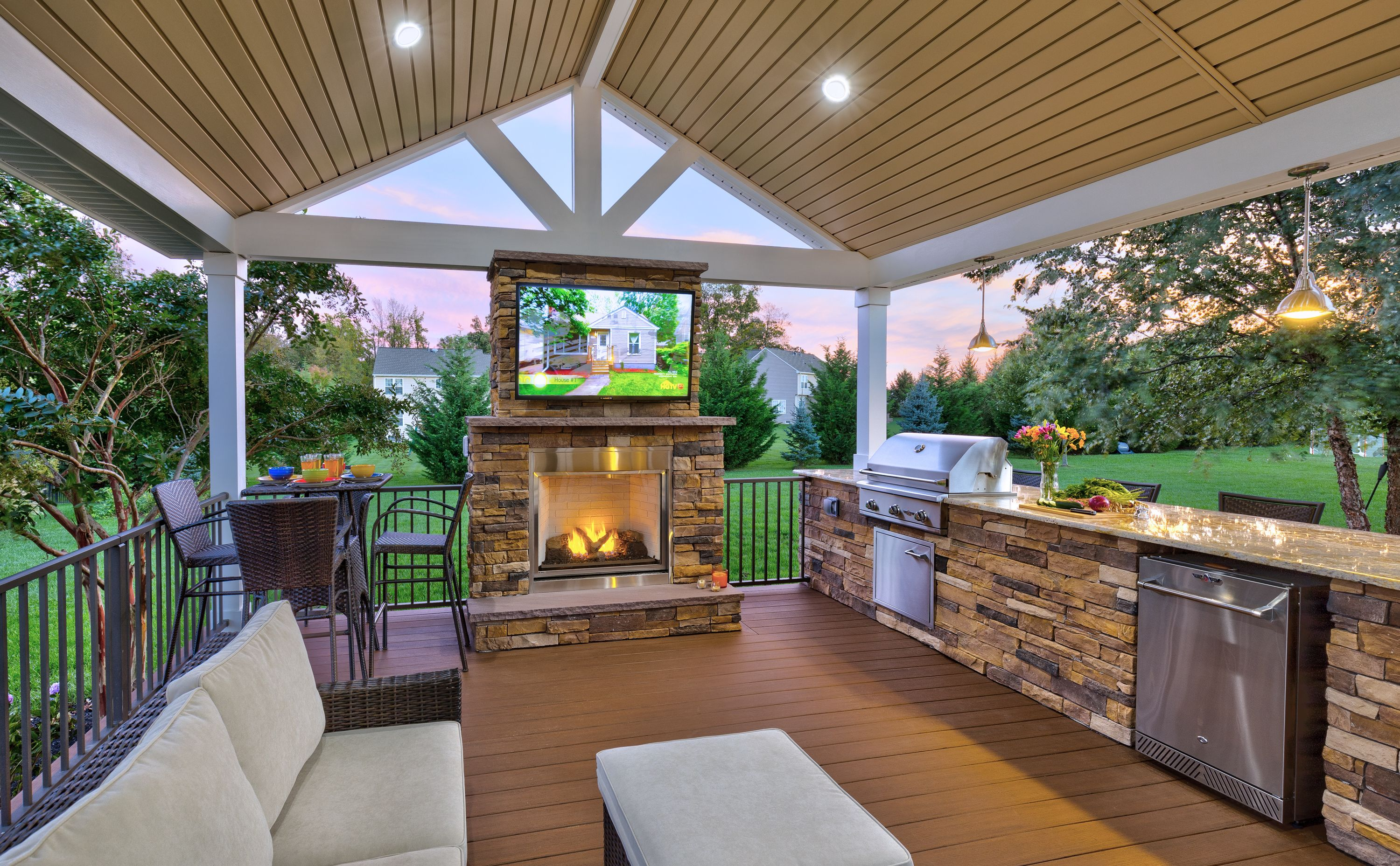 Outdoor Fire Pit Designers Delaware Outdoor Fireplaces
