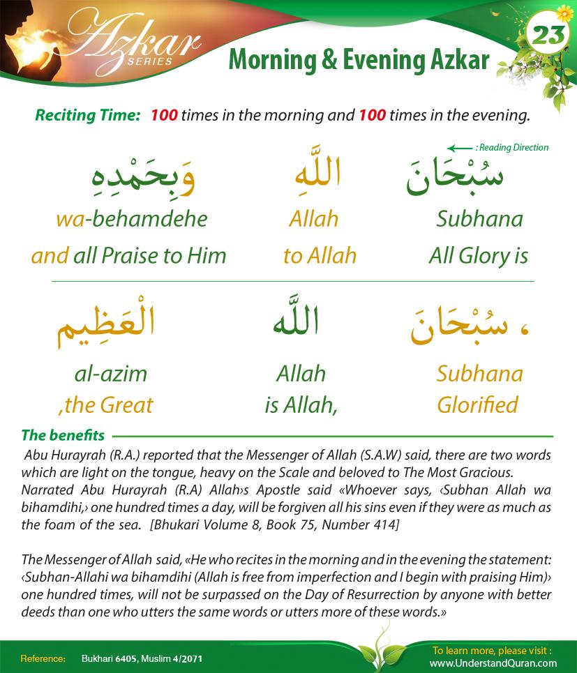 Azkar And Duas Word For Word Series From Quran And Sunnah Understand Al Qur 39 An Academy Quran Quran Surah Learn Quran