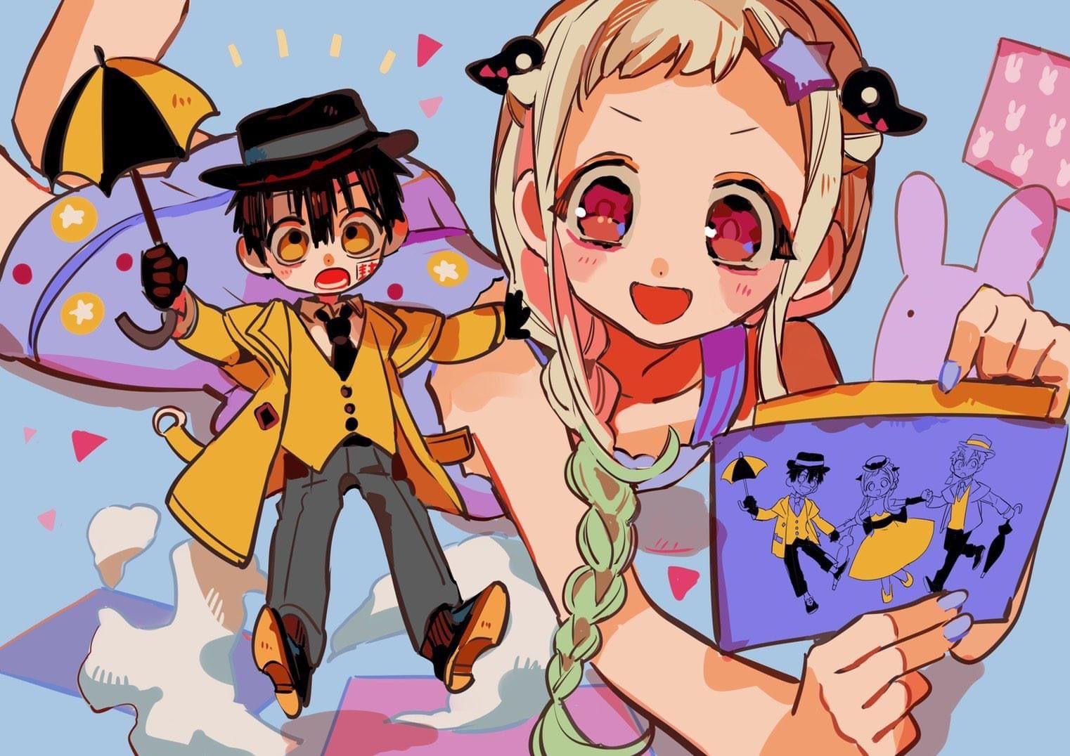 Pin by 文靜 廖 on 動漫圖 in 2020 Hanako, Korean anime, Anime