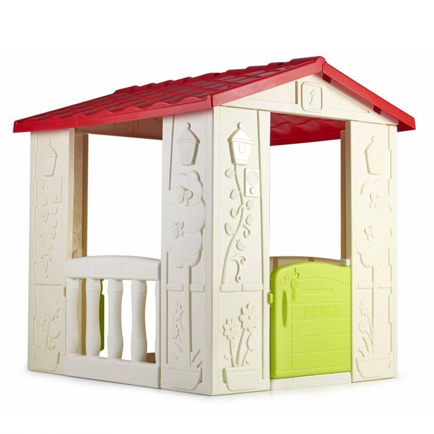 Plastic playhouse for kindergarten Haus Feber Happy