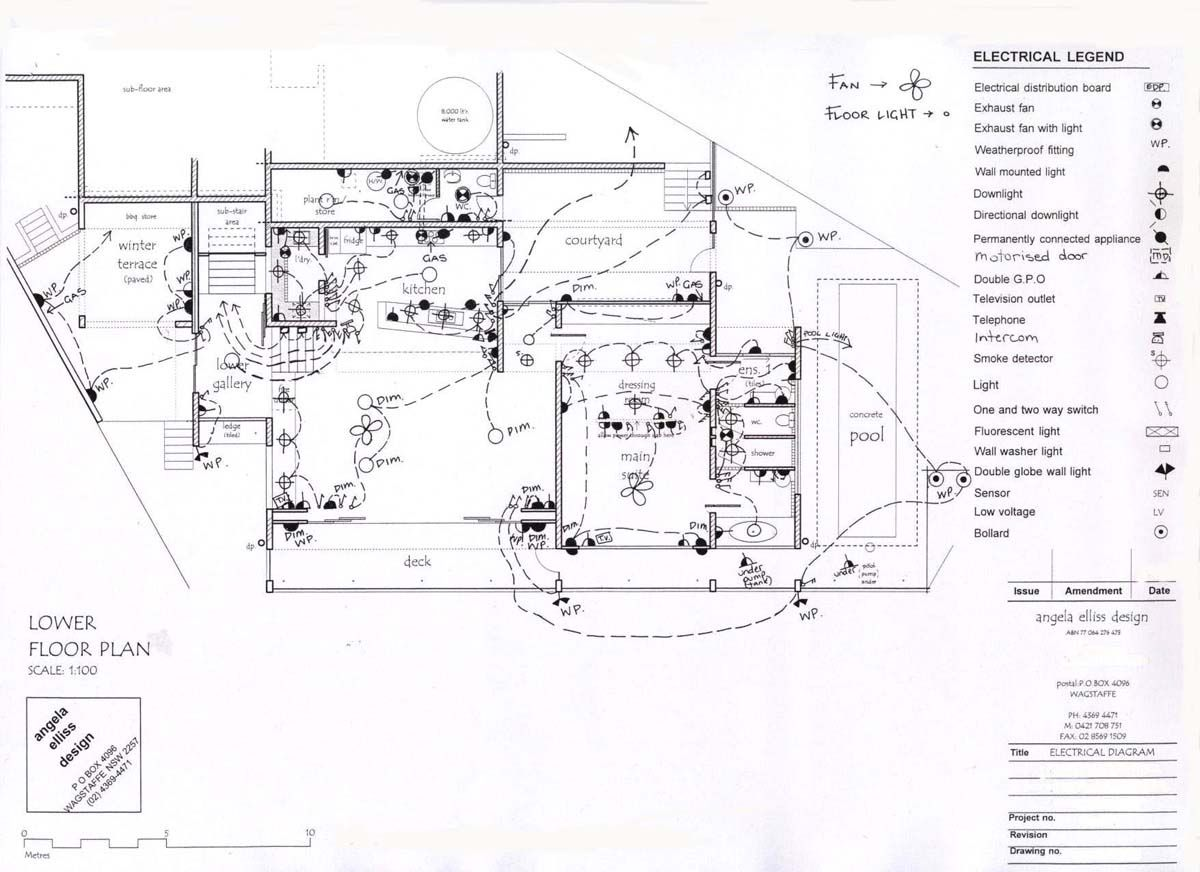 Electrical Diagram Example 872