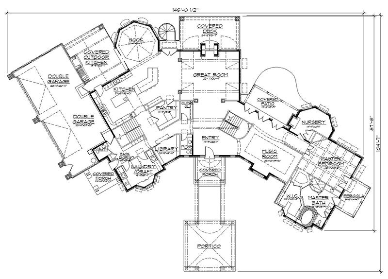 Professional House Floor Plans Custom Design Homes With Images