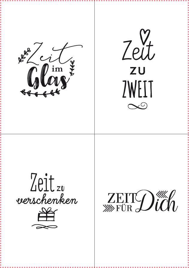 Handlettering Vorlage Fur Zeitimglas Gutscheinimglas Last Minute