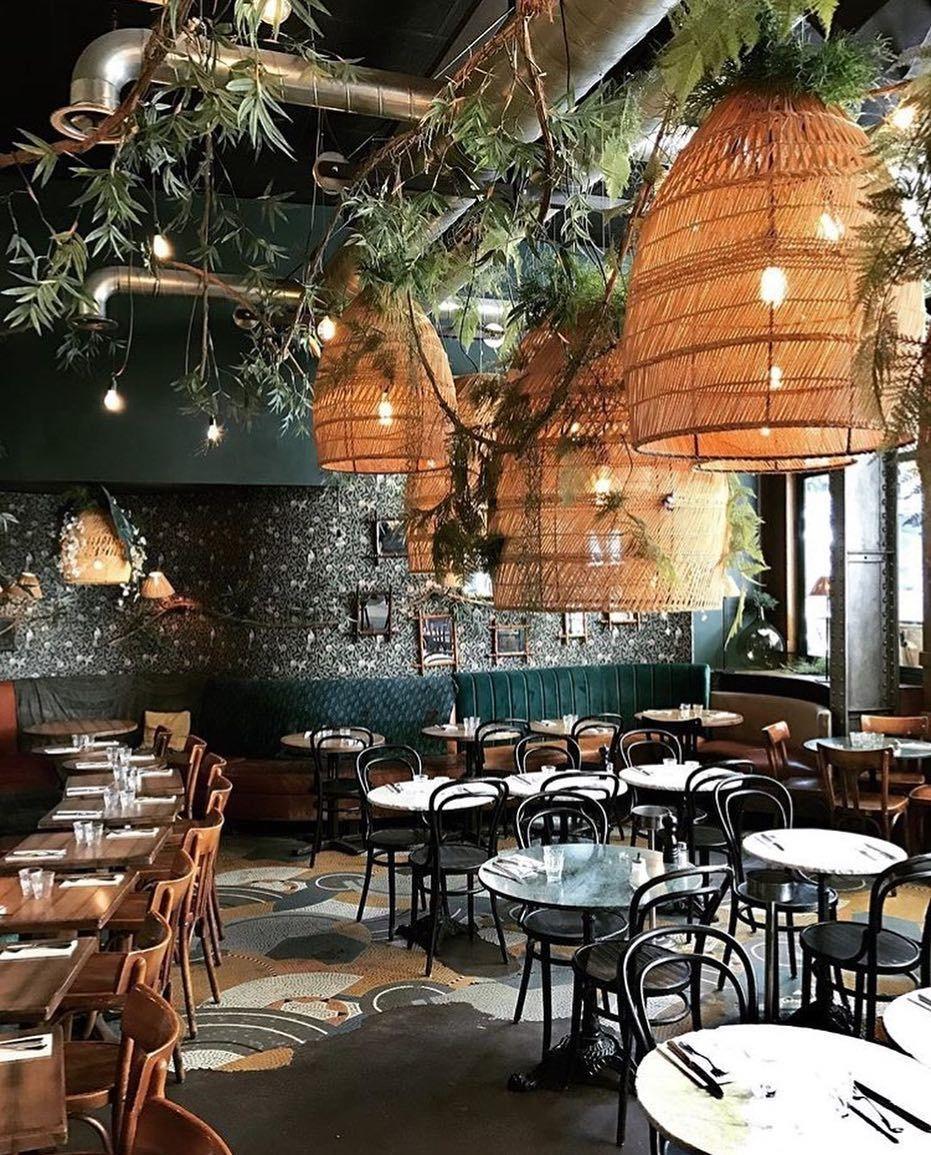 Le Jardin Cafe Wedding: Restaurant Le Brebant . Paris, France . @crazycatladyldn
