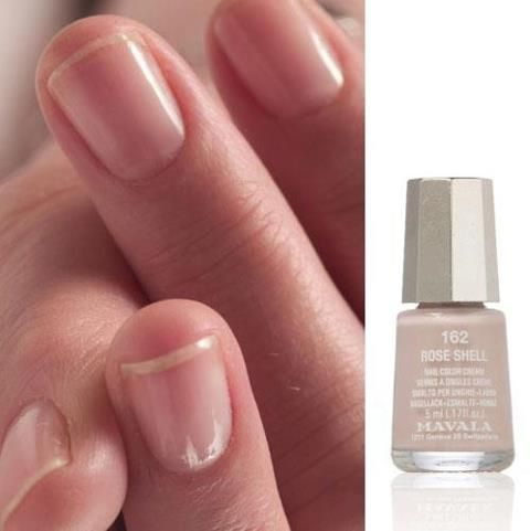 Pin By Beth Sembler On My Style Natural Nails Nail Problems Manicure