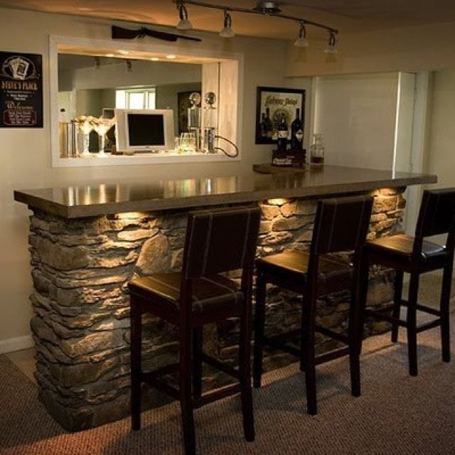 Bars For Home, Home, Home Remodeling