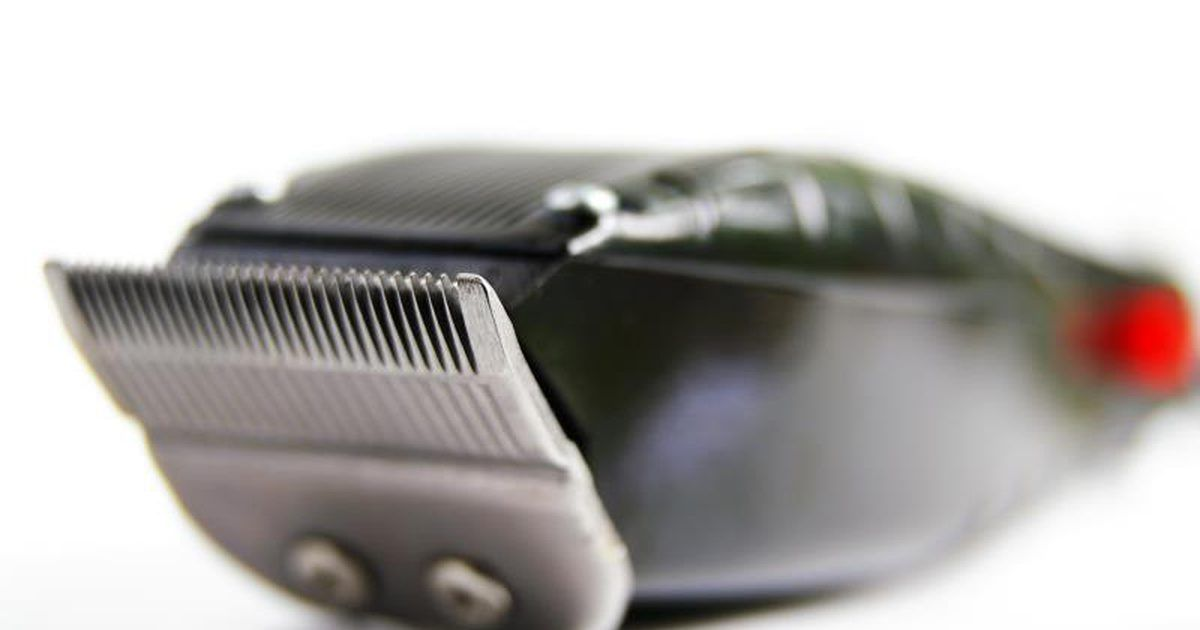 How to sharpen a hair trimmer with images hair trimmer