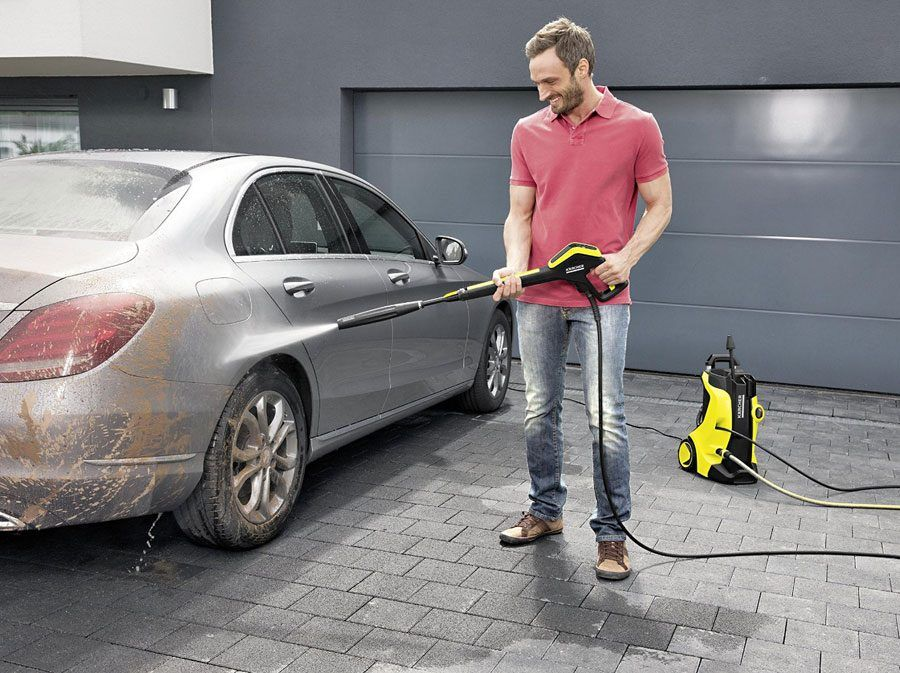 kärcher k5 full control home pressure washer review | gadgets for