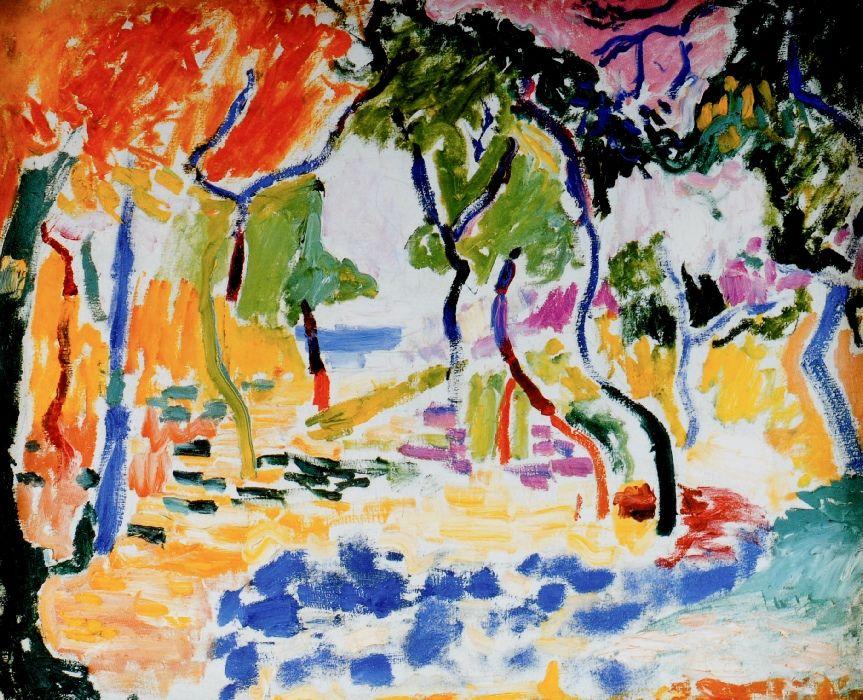 Matisse Collioure Landscape Art De Matisse Henri Matisse Comment Peindre