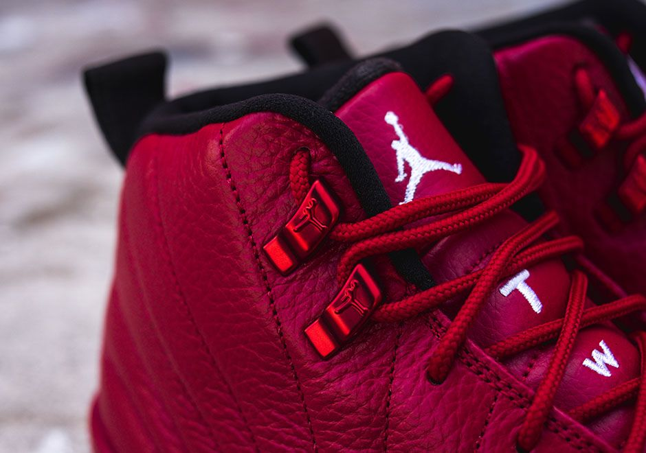 1a9c7e49d21a We re Nine Days Away From The Air Jordan 12 Gym Red