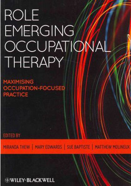 This is a great book for OT's planning on working in a non ...