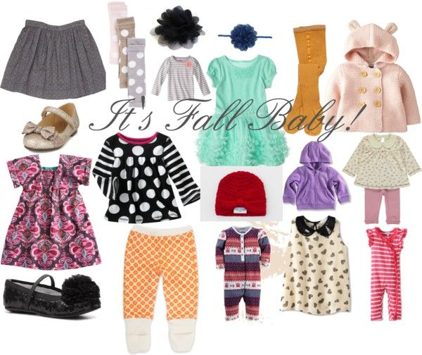 Fall Fashion for little girls