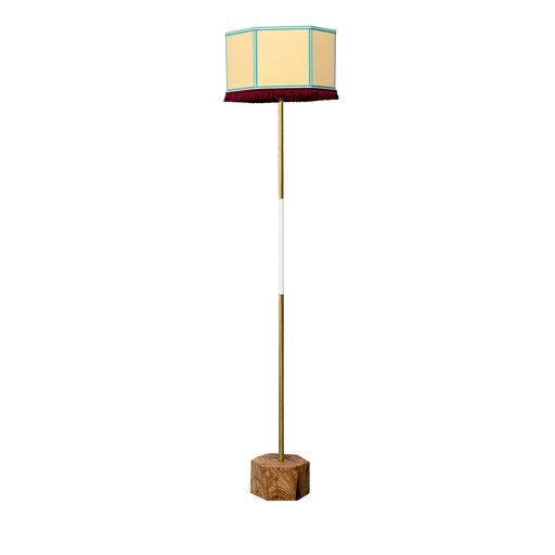 Easy floor lamp 1 shop servomuto online at artemest