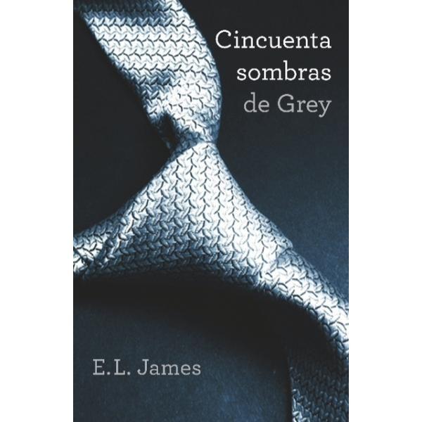 Libro Cincuenta Sombras De Grey Trilogia Cincuenta Sombras 1