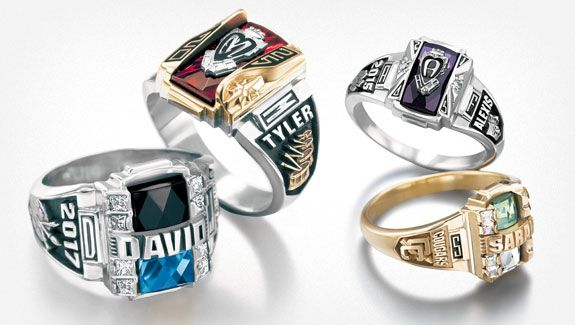 Heritage Collection Class Rings Jostens Class Ring Custom