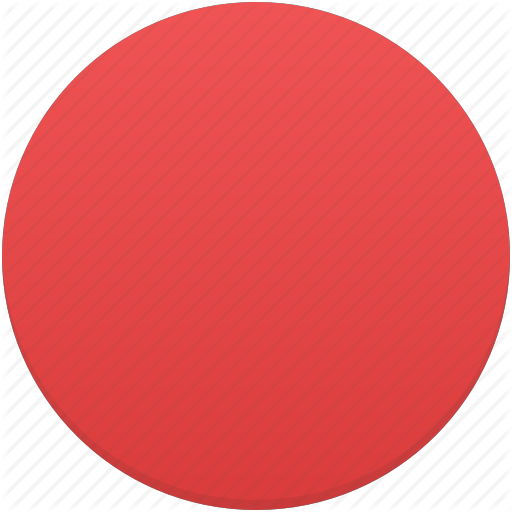 Red Round Circle Png Circle Clipart Red Circle Logo Picture Logo