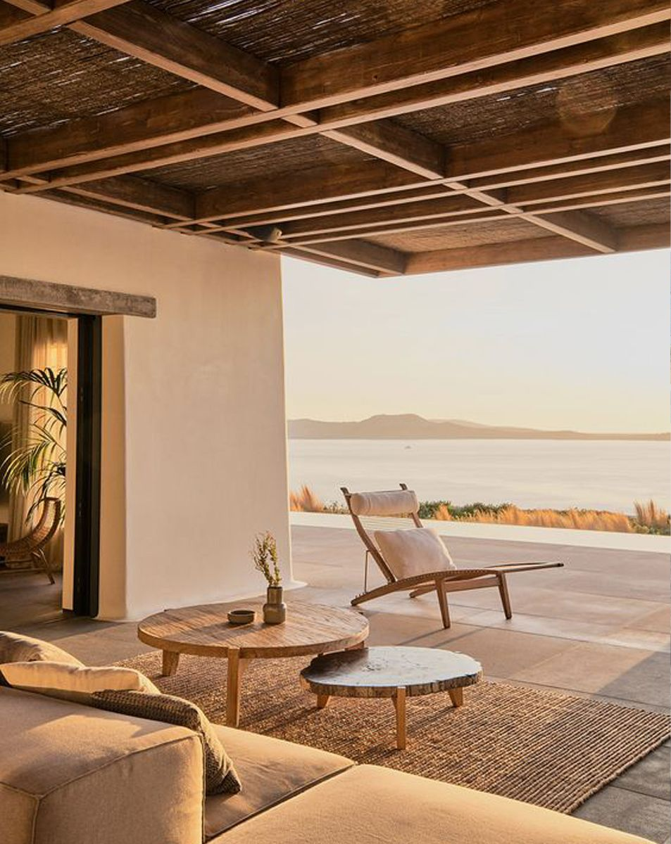 Inside Villa Mandra: A Summer Home In Mykonos + How To Bring This Style Home