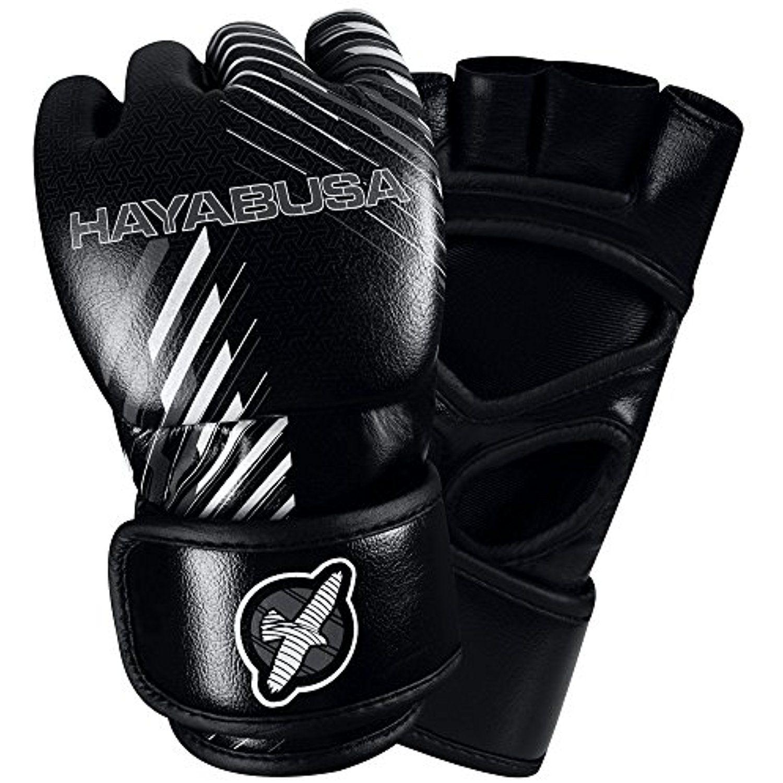 Hayabusa ikusa charged 4 oz mma gloves click image to