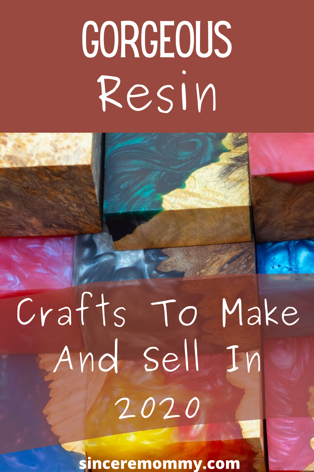 20 Resin Crafts To Make And Sell in 2020 Crafts