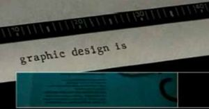 What graphic design is...