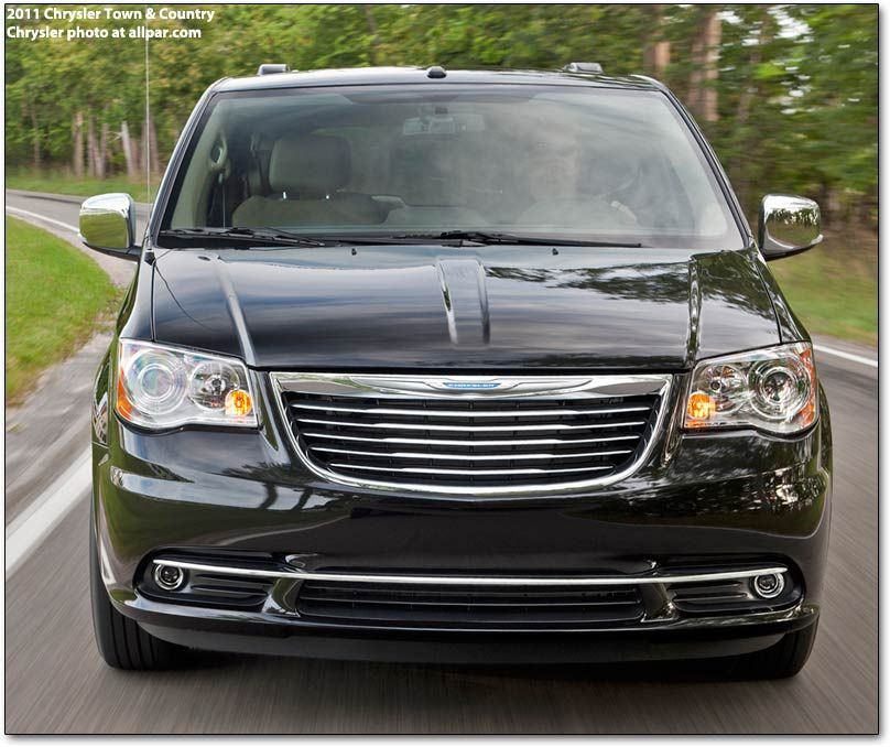 Chrysler Town Country Dodge Grand Caravan Chrysler Town