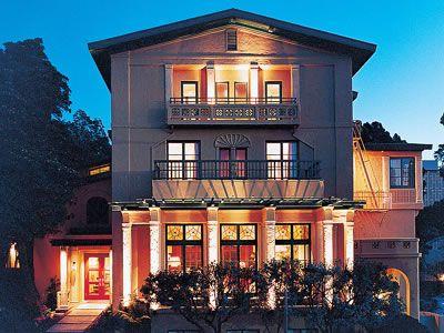 Bancroft Hotel Wedding Berkeley San Francisco Bay Area Sites 94704