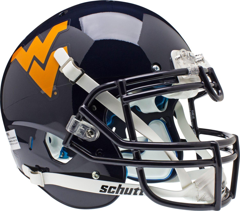 Schutt West Virginia Mountaineers XP Authentic Football