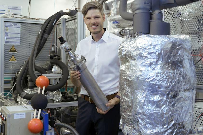 Juniorprofessor Dr Ing Dipl Wirt Ing Niklas Von Der Assen Beruflicher Werdegang Maschinenbau Studium Niklas